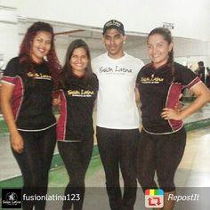 . ___ ChicasFL #Renovando El Profe y las Chicas... ___ #UniformeFL Estrenando... Nueva Imagen. ___ #YoSoyFusionLatina #LaCalidad  #SomosLatinosSomosFusionLatina ___ @salsacasinovenezuela #salsacasinovenezuela #RepostIt_app
