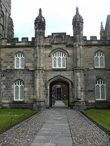 University Of Aberdeen Scotland | University of Aberdeen - Wikipedia, the free encyclopedia