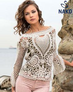NellyBlog: Летен пуловер