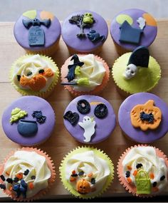 halloween cupcakes cupcakes halloween - Decorating Cupcakes For Halloween