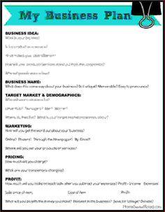 Home Business Ideas Calgary Business Plan Marketing Plan Small Business Plan, Writing A Business Plan, Business Advice, Start Up Business, Business Motivation, Business Names, Starting A Business, Online Business, Business Plan Examples