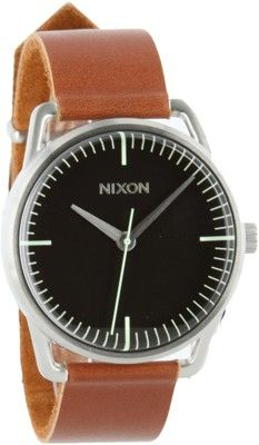 wish this was a womens watch... Nixon Mellor Watch - Accessories > Watches > Men's Watches