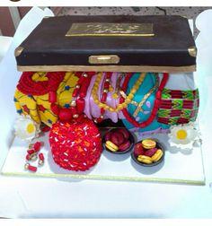 Beautiful Nigerian Traditional Wedding Cake Ideas