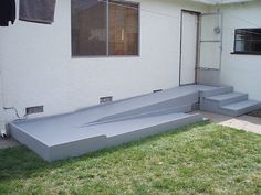 Deck Wheelchair Ramp