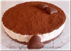 Cheesecake Mascarpone & Caffè