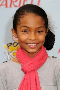 haircut for babies 1000 images about yara shahidi on black ish 2109
