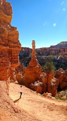 The Queens Garden-Peekaboo-Navajo Loop Trail in Bryce Canyon was definitely our favorite and one of Nat Geo's favorite hikes as well.