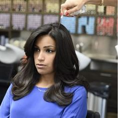Click here to view a larger version! A very good step by step I found on the web!! Good job from the hairstylist!!!