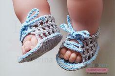 Пинетки сандали для малыша. #shoescrochet #babycrochet #easyknitru #пинеткикрючком #сандаликрючком #crochetbabyshoes #пинеткиноворожденному