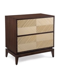 Toledo Two-Drawer Side Chest - Chests - Furniture - Our Products