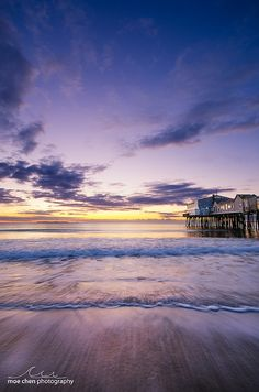 Old Orchard Beach, Maine   | Flickr - Photo Sharing!...Laurie, I've been to so many of these places in Maine again and again...I LOVE MAINE!!!