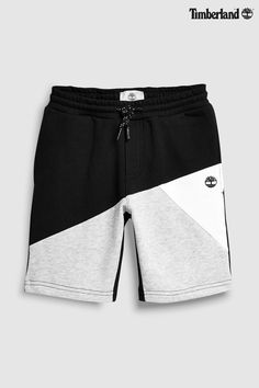 Buy Timberland® Black Colourblock Short from the Next UK online shop – Tori Lehman – Join the world of pin Mens Capri Pants, Track Pants Mens, Cool Outfits For Men, Black Timberlands, Chor, Sport Pants, Nike Outfits, Casual Shorts, Menswear