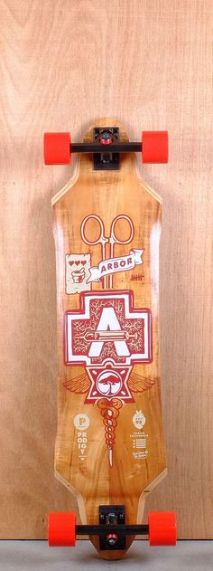 "Arbor 38"" Prodigy Longboard Complete"