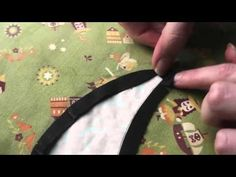 Wendi Gratz: Video - How to Applique Outside Points....also links to the other tutorials