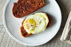 Decadent Fried Egg Sandwich from Food52