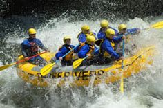 Lochsa River whitewater with Three Rivers Rafting