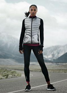 Nike Aeroloft Insulated Running Vest
