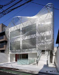 Amano Design Office. Dear Jingumae Project. Shibuya. Tokyo. Japan. photos: Nacasa & Partners Inc.
