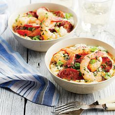 Shrimp and Grits | Coastalliving.com