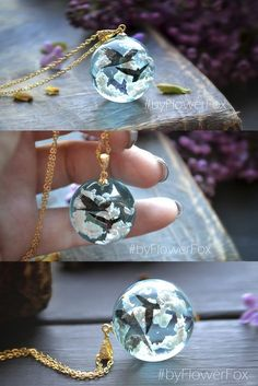 Resin epoxy resin resin art resin crafts resin ideas craf - Dior Jewelry - Ideas of Dior Jewelry - Flower necklaces. Cute Jewelry, Diy Jewelry, Jewelery, Jewelry Design, Jewelry Making, Jewelry Stores, Jewelry Gifts, Jewelry Necklaces, Diy Resin Crafts