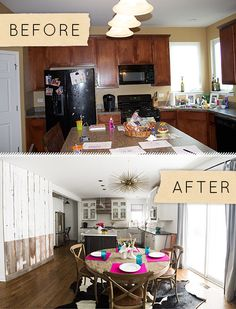 A cookie-cutter kitchen gets a makeover to become anything but