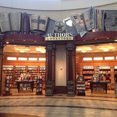 Authors Bookstore Minneapolis - St. Paul Airport