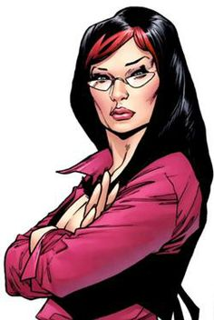 Victoria Hand, newest addition to Agents of SHIELD