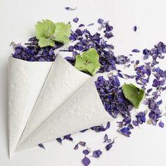 Fields of Ideas | Natural Petal Confetti, Rose Petals, Wedding Confetti, Dried Flowers