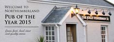 The Jolly Fisherman • Pub • Restaurant • Craster