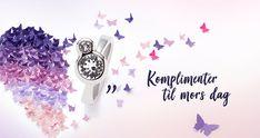 Husk at vise hvor meget du værdsætter din mor. Din mor er brillant, ligesom de smykker vi har sammensat til dig - specielt til Mors dag. Dit kompliment til din mor kan ikke bliver mere kærligt og elegant. Du kan bestille smykkerne til din mor nu