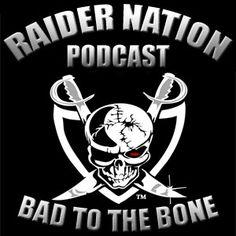 Oakland Raiders- bad to the bone
