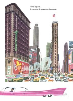 """Something for @Kaila Smith. Times Square, """"the busiest intersection in the world."""""""