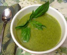 Seeds from a StarFlower: Food as Medicine - Summer Abundance Green Soup