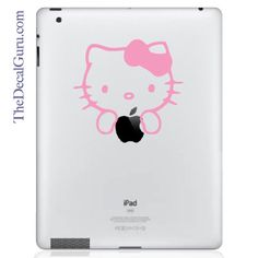 OMG, theres a hello kitty ipad??!!