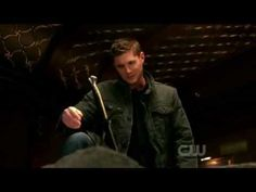 Sir Dean Winchester - The Sword in the Stone