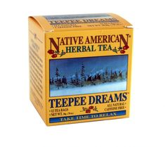Valerian Root Tea | Chamomile Tea Bags | Sleeping Tea - Native American Tea Company
