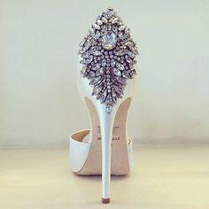 Stunning Badgley Mischka shoe