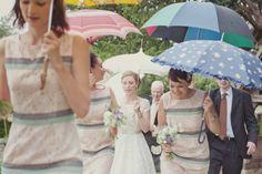 wet weddings. alternative wedding photography by www.philippajamesphotography.com