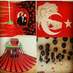 atatürk ve 23 nisan ile ilgili etkınlık (73) Egypt Crafts, Diy And Crafts, Arts And Crafts, Turkey Holidays, National Holidays, Special Day, Art Boards, Art For Kids, Kindergarten