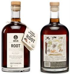 root liquor - from the maker of Hendrick's Gin. A liquor made with birch bark, citris, anise, cinnamon. I want to try this....