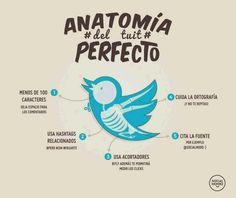 Anatomía del Tweet Perfecto