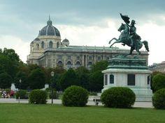Wien, heidenplatz