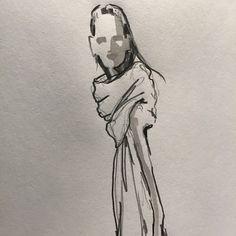 Alessandro Dell'Acqua # n21 Sketch