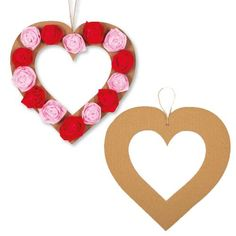 Shop the exclusive range of Easter children crafts at Baker Ross. Easter craft activities and decorations for kids to do. Click and Collect and Next Day delivery available in UK. Valentine Day Wreaths, Valentine Day Crafts, Christmas Crafts, Easter Wreaths, Valentines, Easter Craft Activities, Easter Crafts For Kids, Children Crafts, Couronne Diy