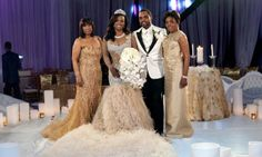 """Kandi's Wedding"" special premieres on Bravo in June."