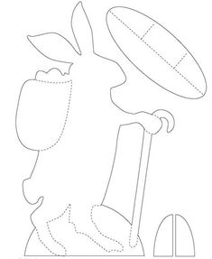 jak zrobic wielkanocne sylwetki z papieru (5) Handmade, Google, Paper, Hand Made, Handarbeit