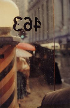 New York in the 50's SAUL LEITER