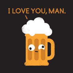 I love you, man | David Olenick