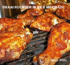 The Pioneer Woman's Peach-Whiskey Barbecue Chicken Recipe - Moyiki Sites Braai Recipes, Meat Recipes, Healthy Dinner Recipes, Cooking Recipes, Recipies Healthy, Campfire Recipes, Lunch Recipes, Healthy Food, South African Recipes