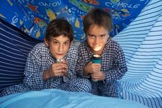 Pajama Party for boys ideas